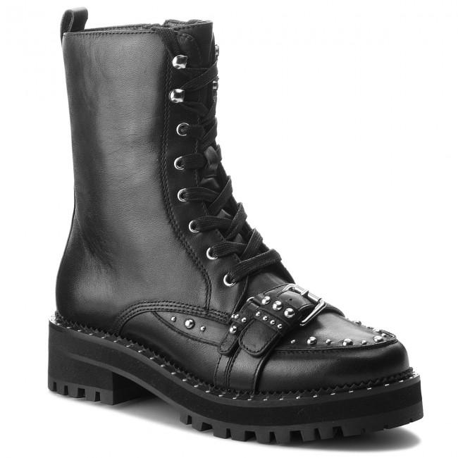 54563ea8ca Členková obuv LIU JO - Pink 02 S68091 P0102 Black 22222 - Kotníková ...