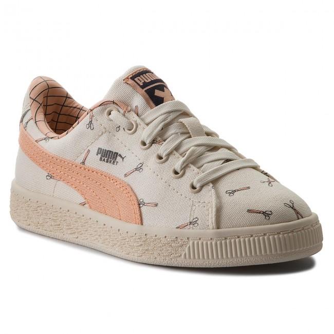 Poltopánky PUMA - X Tc Basket Cvs Ps 364559 02 Whisper White Peach ... 7554d6f2b27