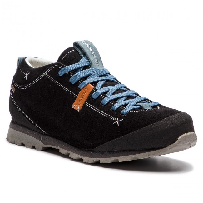 Trekingová obuv AKU - Bellamont 2 Suede Gtx GORE-TEX 504.2 Black Light Blue 5447e353051