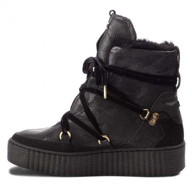 975338dbcf Členková obuv TOMMY HILFIGER - Cozy Warmlined Leath FW0FW03436 Black 990 -  Kotníková obuv - Čižmy a iné - Dámske - www.eobuv.sk