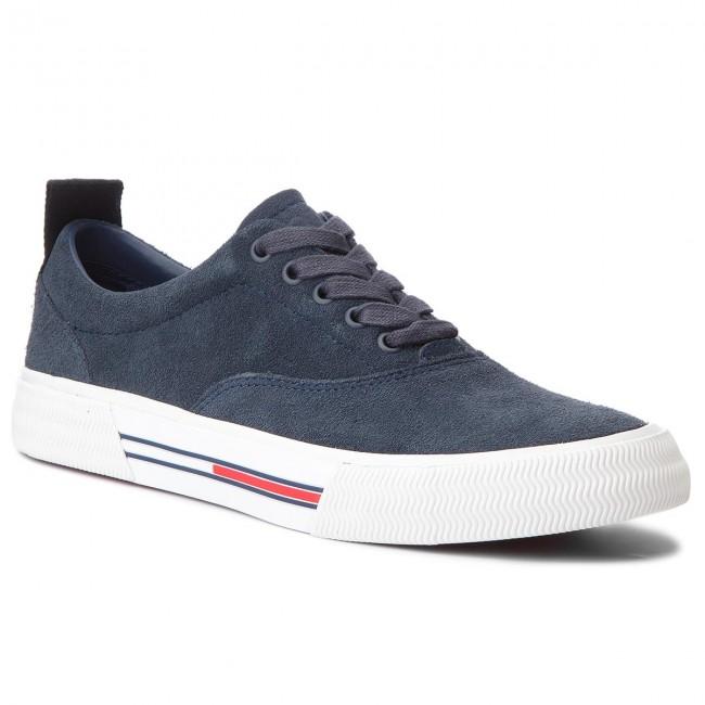 Tenisky TOMMY JEANS - Oxford City Sneaker EM0EM00149 Ink 006 ... ef91d2b6264