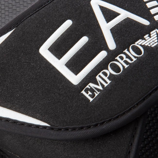 35a7008b54 Šľapky EA7 EMPORIO ARMANI - XBP001 XCC09 00002 Black - Šľapky ...