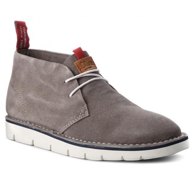 Outdoorová obuv S.OLIVER - 5-15106-20 Lt Grey 210 - Topánky - Čižmy ... 947b0cc6e32