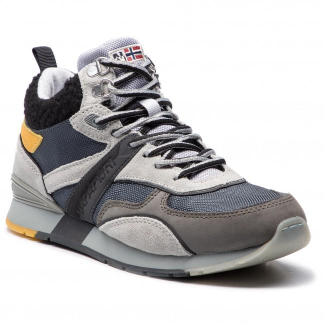 Sneakersy NAPAPIJRI - Rabari 17834008 Dark Grey N88 - Sneakersy ... 943ebacc029