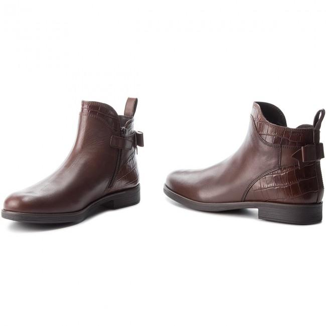 c9e1f933514 Outdoorová obuv GEOX - J Agata B J8449B 0436Y C6777 D Tobacco ...
