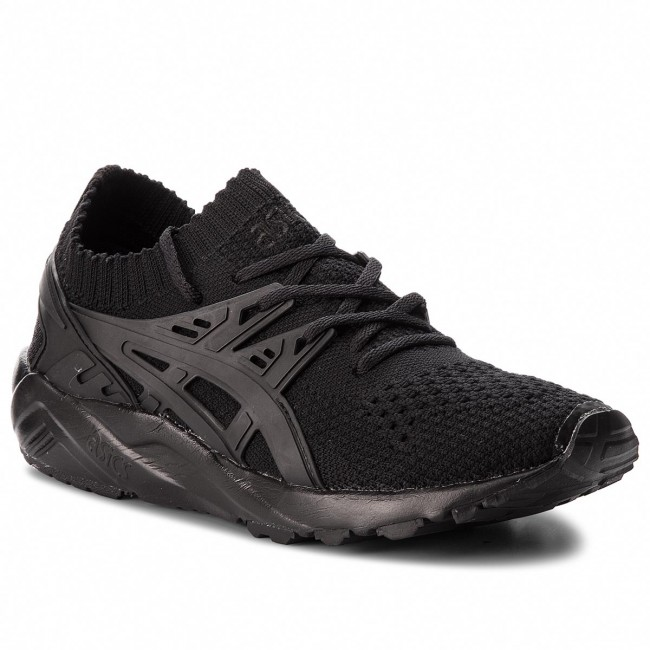 01e0d8f7d129 Sneakersy ASICS - TIGER Gel-Kayano Trainer Knit H705N Black Black 9090