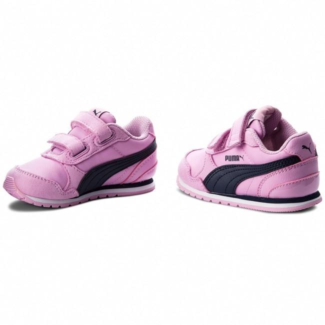 Sneakersy PUMA - St Runner V2 Nl V Inf 365295 07 Orchid Peacoat - Na ... b5c56de99df