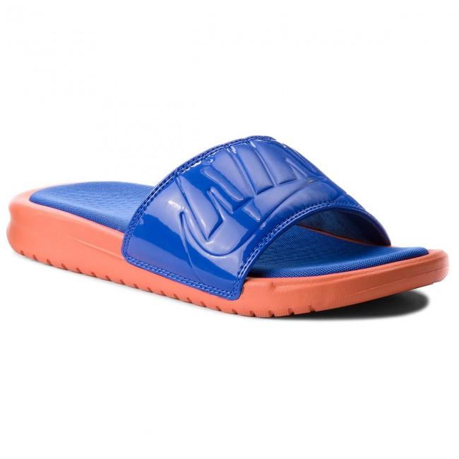 7655ab7fc2 Šľapky NIKE - Benassi Jdi Ultra Se AO2408 800 Vintage Coral Racer Blue