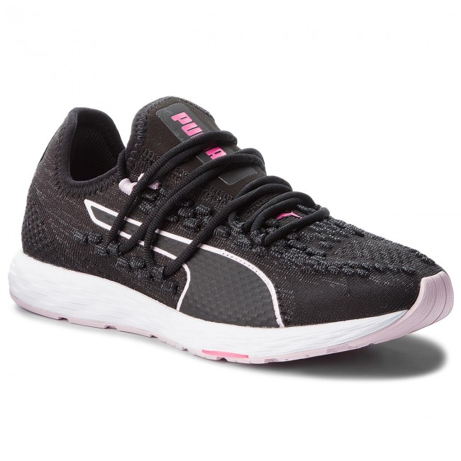 Topánky PUMA - Speed Recer Wn 191063 01 Black Winsome Orchid Kpink ... e0c598ef79e