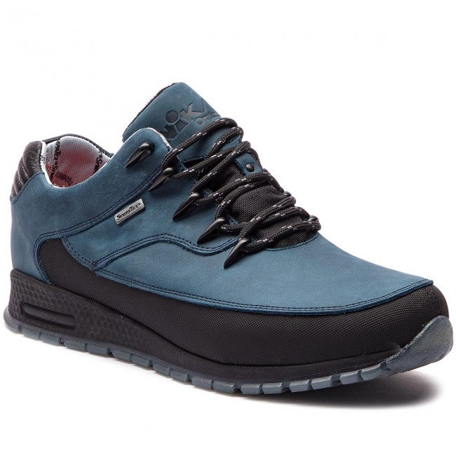 Trekingová obuv NIK - 03-0948-23-3-09-03 Tmavo modrá - Outdoorové ... 01041f787de