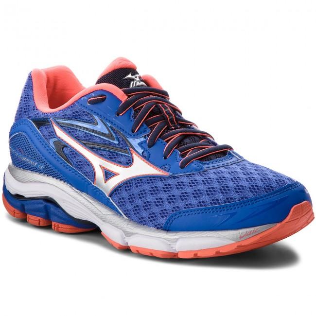 Topánky MIZUNO - Wave Inspire 12 J1GD164408 Tmavo modrá - Treningová ... bbc28898e14
