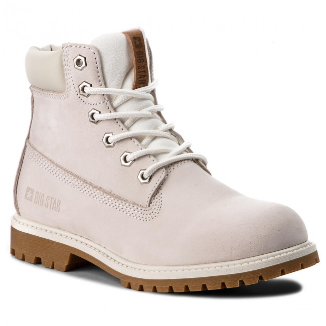 ea300f5dbba Outdoorová obuv BIG STAR - BB274442 White - Outdoorové topánky ...