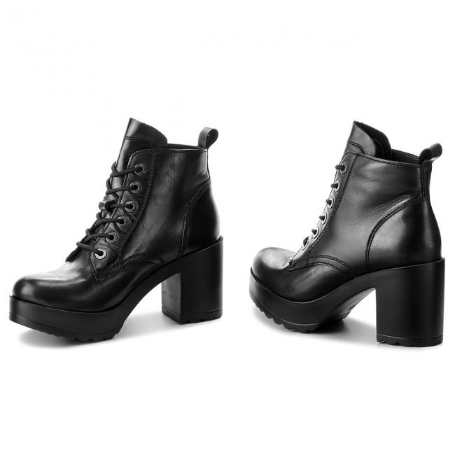 045a79de46bf4 Členková obuv TAMARIS - 1-25238-21 Black 001 - Kotníková obuv ...