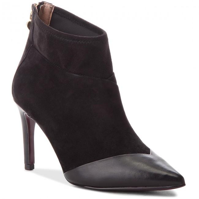 c007d5e1e5ed3 Členková obuv TAMARIS - 1-25384-21 Black 001 - Kotníková obuv ...