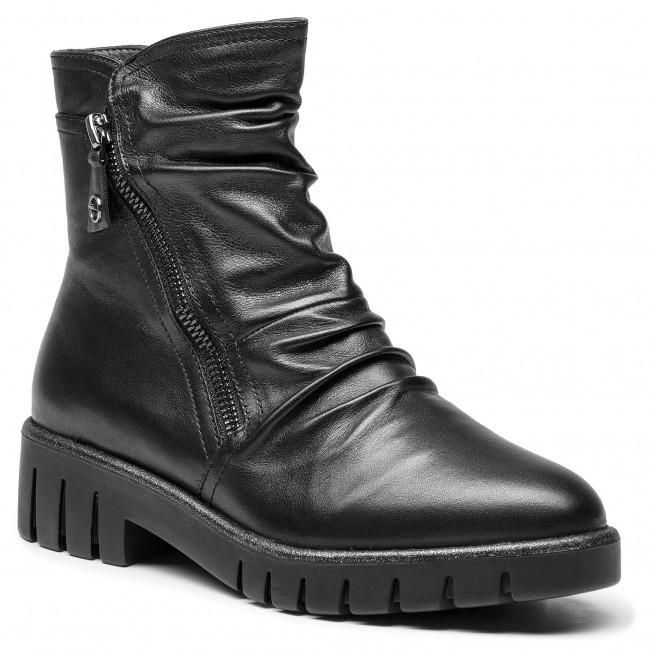 6eb0dd48fa30f Členková obuv TAMARIS - 1-25431-21 Black 001 - Kotníková obuv ...