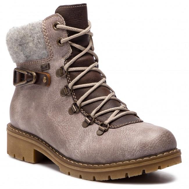 2e0b57113967 Outdoorová obuv RIEKER - Y9131-43 Grau Kombi - Outdoorové topánky ...