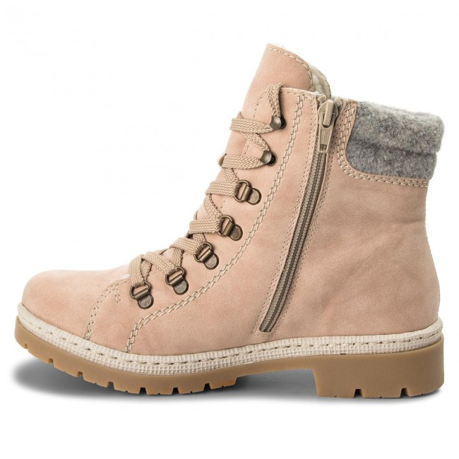 b4c076f211e0 Outdoorová obuv RIEKER - Y9430-32 Rosa - Outdoorové topánky - Čižmy a iné -  Dámske - www.eobuv.sk
