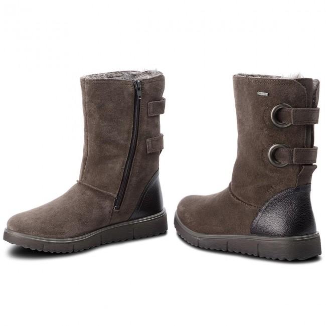 b04d0fde65 Členková obuv LEGERO - GORE-TEX 3-09647-94 Stone - Kotníková obuv ...