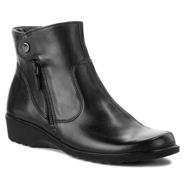 10e8718b49b6d Členková obuv ARA - 12-22753-61 Schwarz - Kotníková obuv - Čižmy a ...