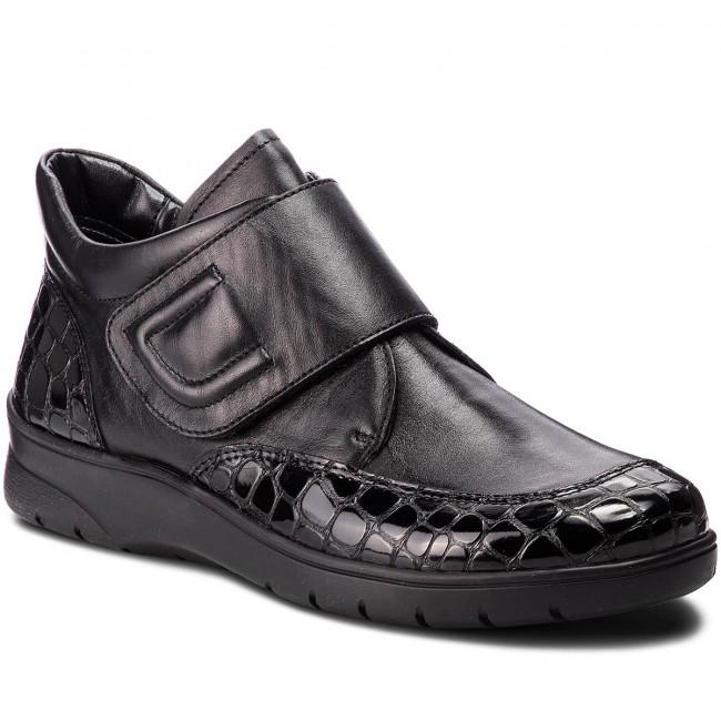 e187f78a5491f Členková obuv ARA - 12-41054-65 Schwarz - Kotníková obuv - Čižmy a ...