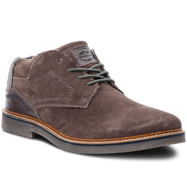 76633612109 Outdoorová obuv BUGATTI - 311-60931-1416-1115 Dark Grey Grey ...