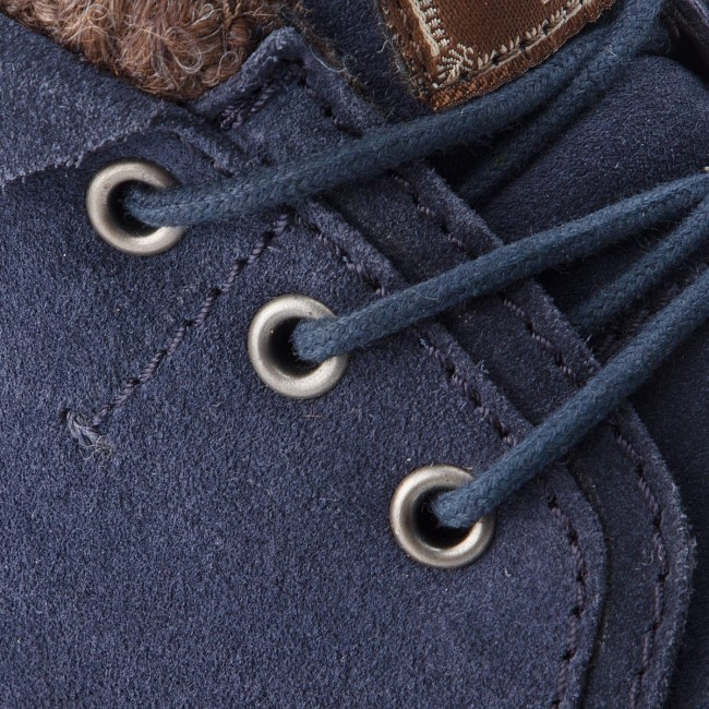 b6da806f83e Outdoorová obuv BUGATTI - 321-61850-1400-4100 Dark Blue