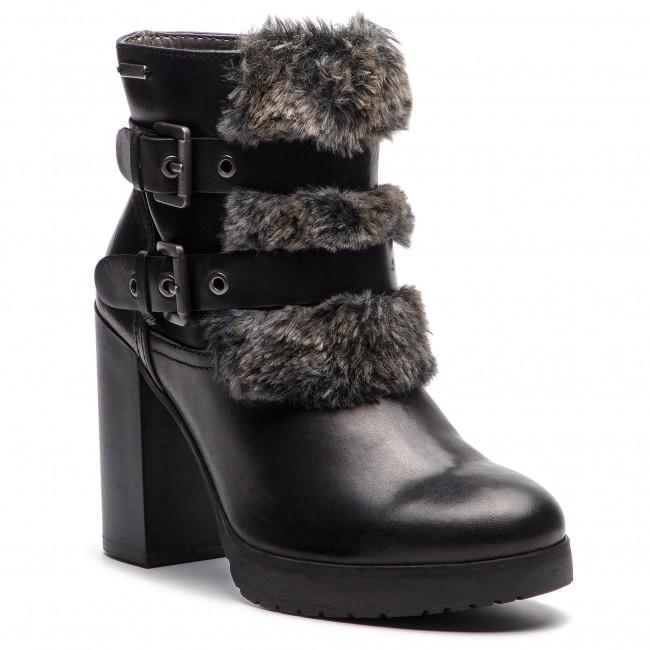 679500cfcc159 Členková obuv BUGATTI - 411-55931-1069-1011 Black/Dark Grey ...