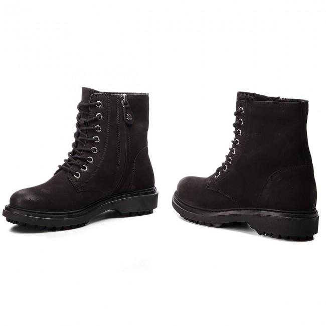 5cdd7a7c6689 Členková obuv GEOX - D Asheely H D847AH 000LT C9999 Black ...