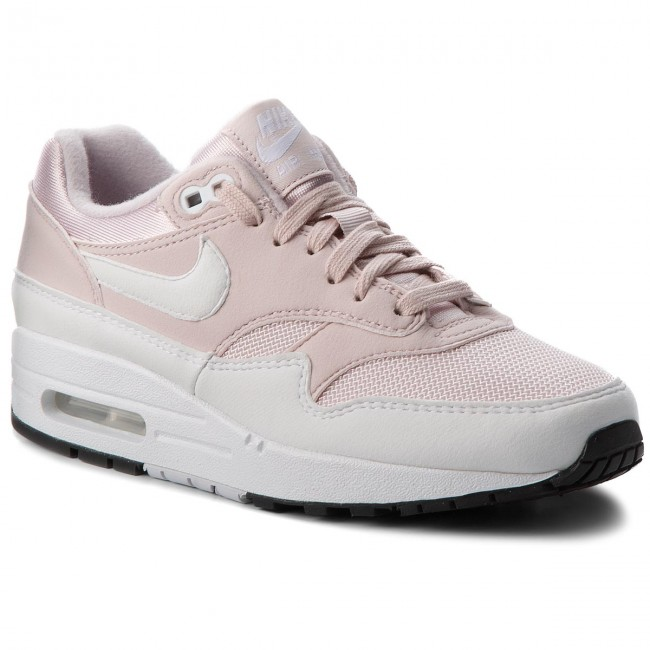 Topánky NIKE - Air Max 1 319986 607 Barely Rose White - Sneakersy ... 17fdac8f7dc