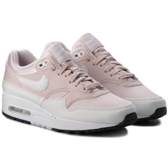 Topánky NIKE - Air Max 1 319986 607 Barely Rose White - Sneakersy -  Poltopánky - Dámske - www.eobuv.sk 51114c8ad8c
