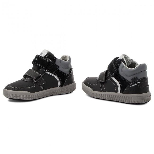 Outdoorová obuv GEOX - J Arzach B. B J844AB 05422 C0005 S Black Dk ... 8ccac8fae63