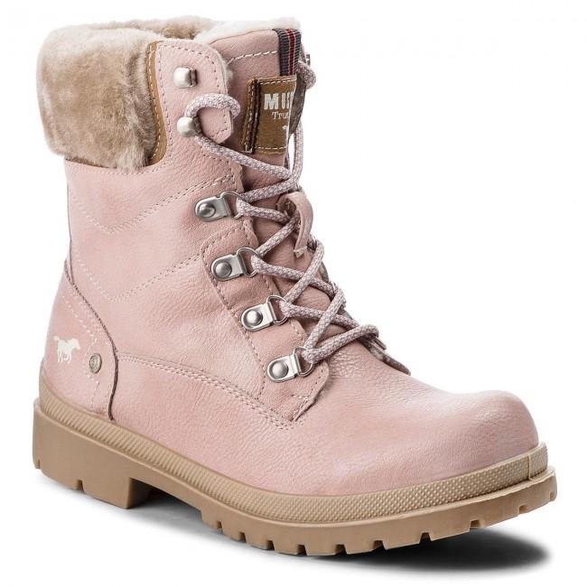 9d95052dfcb4 Outdoorová obuv MUSTANG - 43C088 Ružová - Outdoorové topánky - Čižmy ...