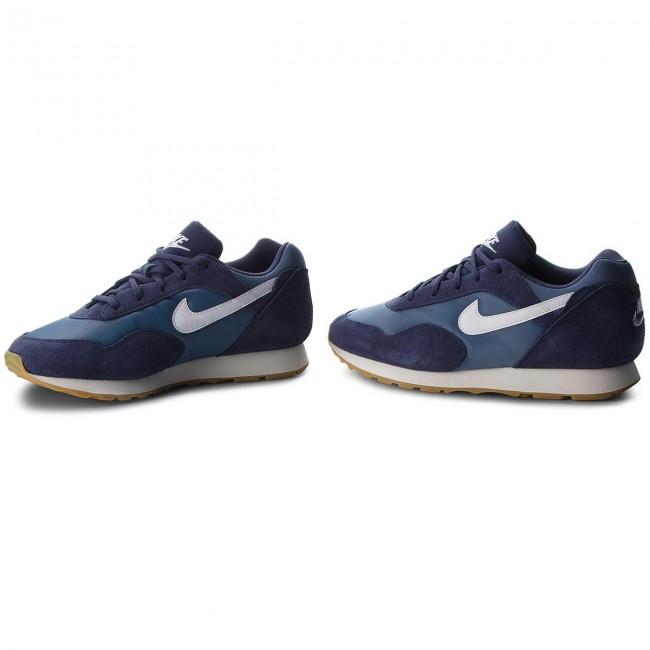 Topánky NIKE - Outburst AO1069 500 Neutral Indigo White - Sneakersy ... a5ff01e4b56