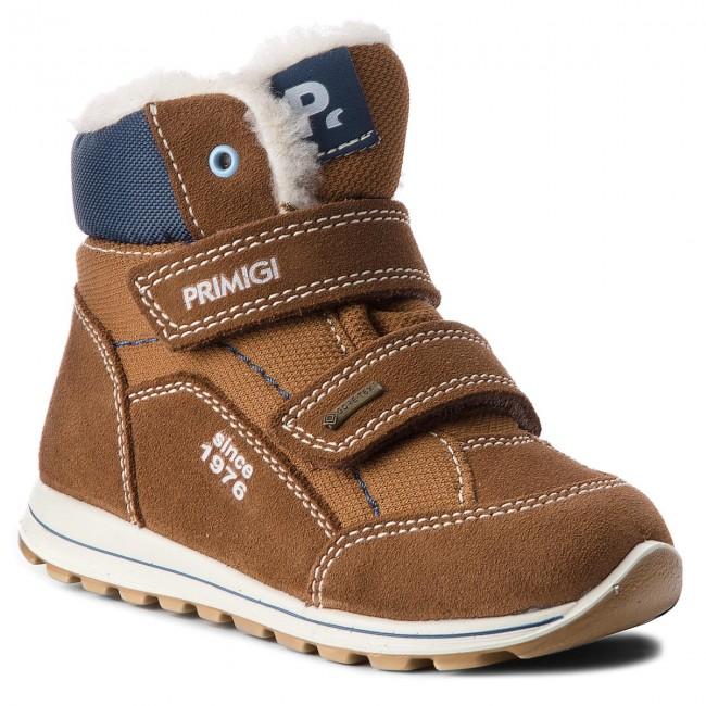 Snehule PRIMIGI - GORE-TEX 2374600 S Cuoi - Outdoorová obuv - Čižmy ... bf628c2b253