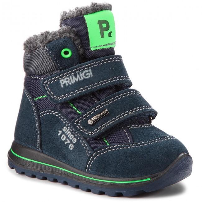 Snehule PRIMIGI - GORE-TEX 2374622 M Navy - Outdoorová obuv - Čižmy ... 4de9d2908c1
