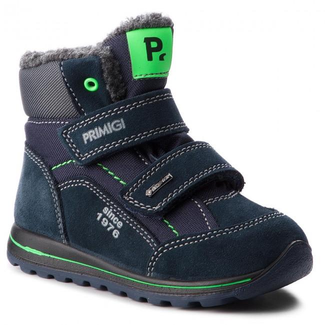Snehule PRIMIGI - GORE-TEX 2374622 S Navy - Outdoorová obuv - Čižmy ... ee449e85b3