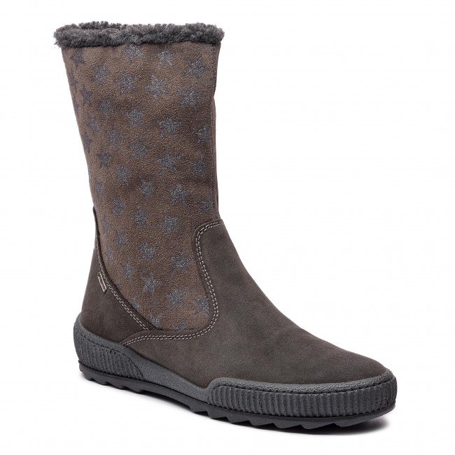Snehule PRIMIGI - GORE-TEX 2384811 D Antr - Outdoorová obuv - Čižmy ... 274d179168b