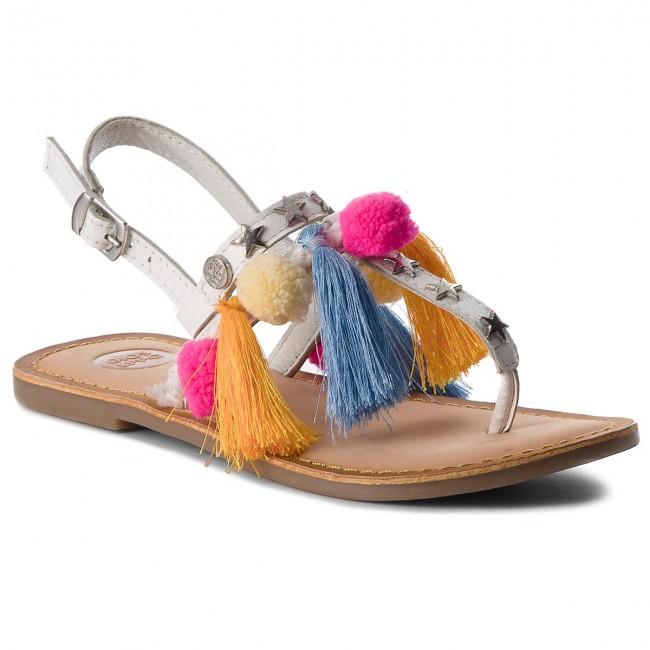 d08460a55ef6 Sandále GIOSEPPO - 44987 White - Sandále - Šľapky a sandále - Diavča ...