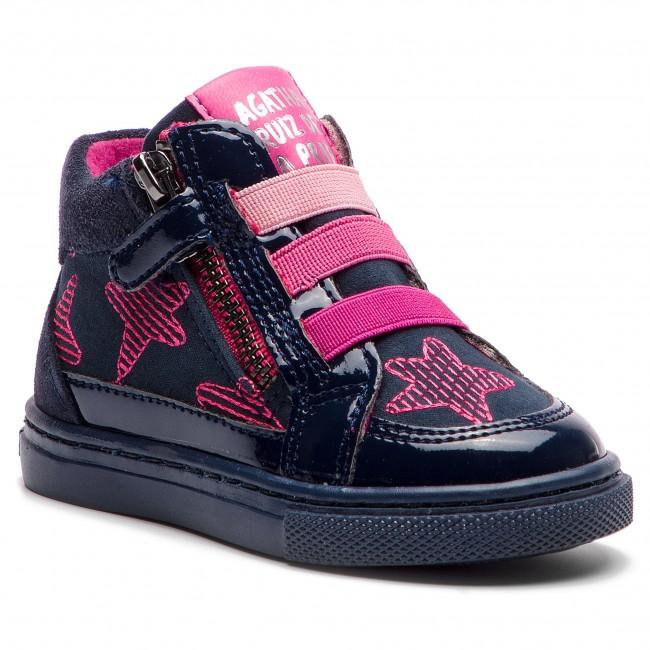 Outdoorová obuv AGATHA RUIZ DE LA PRADA - 181917 A-Petroleo Y Blue ... 3f42cdd1a97