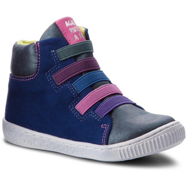 Outdoorová obuv AGATHA RUIZ DE LA PRADA - 181945 A-Azul - Topánky ... 4363699063e