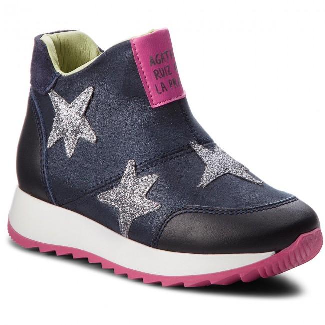 Outdoorová obuv AGATHA RUIZ DE LA PRADA - 181955 A-Blue Y Azul ... d71e67e6f3d