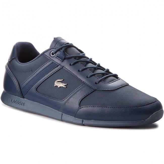 1b8e4faee1cc Sneakersy LACOSTE - Menerva 318 2 Cam 7-36CAM005395K Tmavo modrá ...