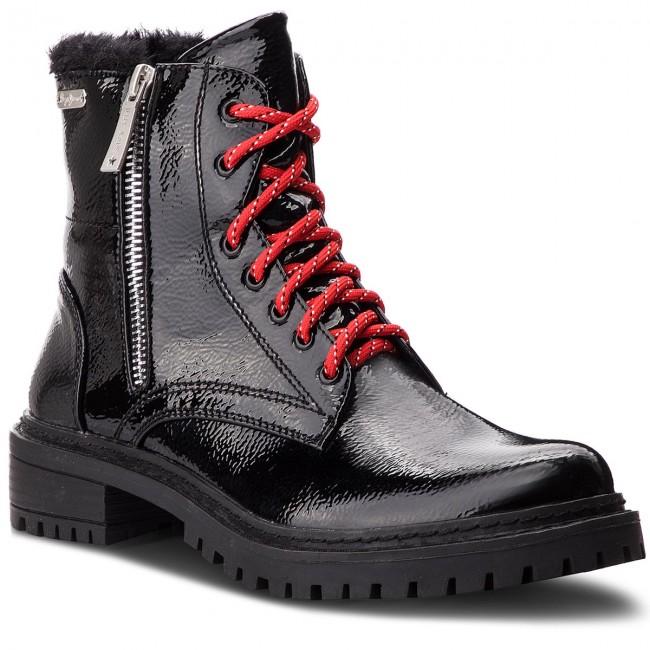 d696a78716 Outdoorová obuv PEPE JEANS - Collie Suri PLS50336 Black 999 ...
