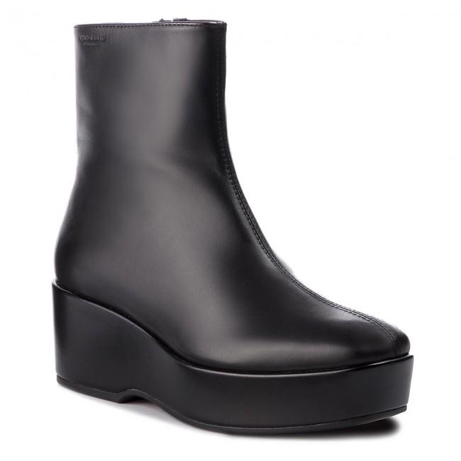e38f6d7d2f Členková obuv VAGABOND - Pia 4629-101-20 Black - Kotníková obuv ...