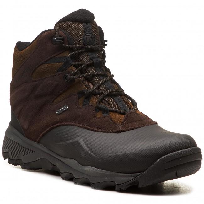 Trekingová obuv MERRELL - Thermo Shiver 6 Wp J09623 Espresso ... dfc8edea45f