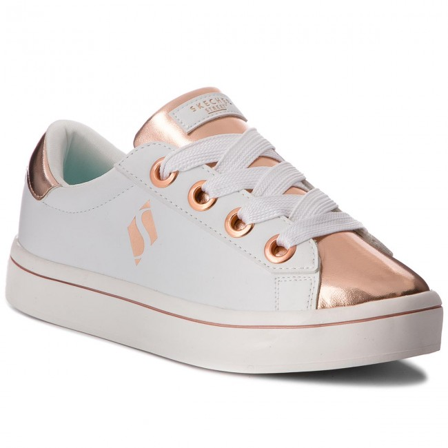 Sneakersy SKECHERS - Medal Toes 84688L WTRG White Rose Gold ... 93a8aca4658