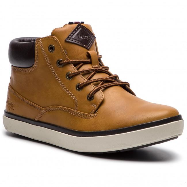 Outdoorová obuv LEE COOPER - Lebone PCHB0004S Camel - Topánky ... 44be9693b7