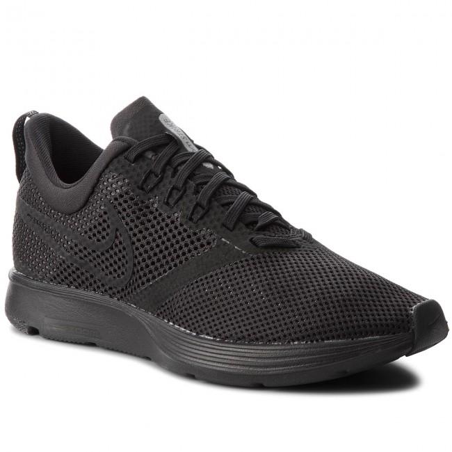 b54f31c7eaf53 Topánky NIKE - Zoom Strike AJ0188 010 Black/Black - Treningová obuv ...