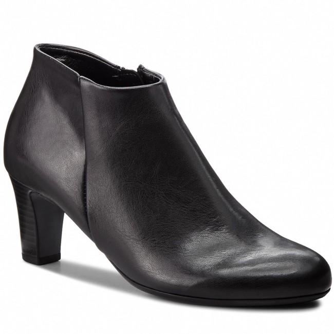 Členková obuv GABOR - 95.660.87 Schwarz - Kotníková obuv - Čižmy a ... 679f31cb897