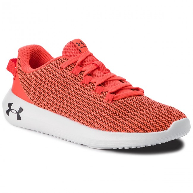 dfa0680e68ce Topánky UNDER ARMOUR - Ua W Ripple 3021187-600 Red - Sneakersy ...